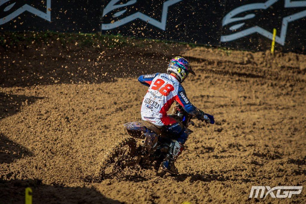 MXGP 2018 - France Round 10 - EMX125