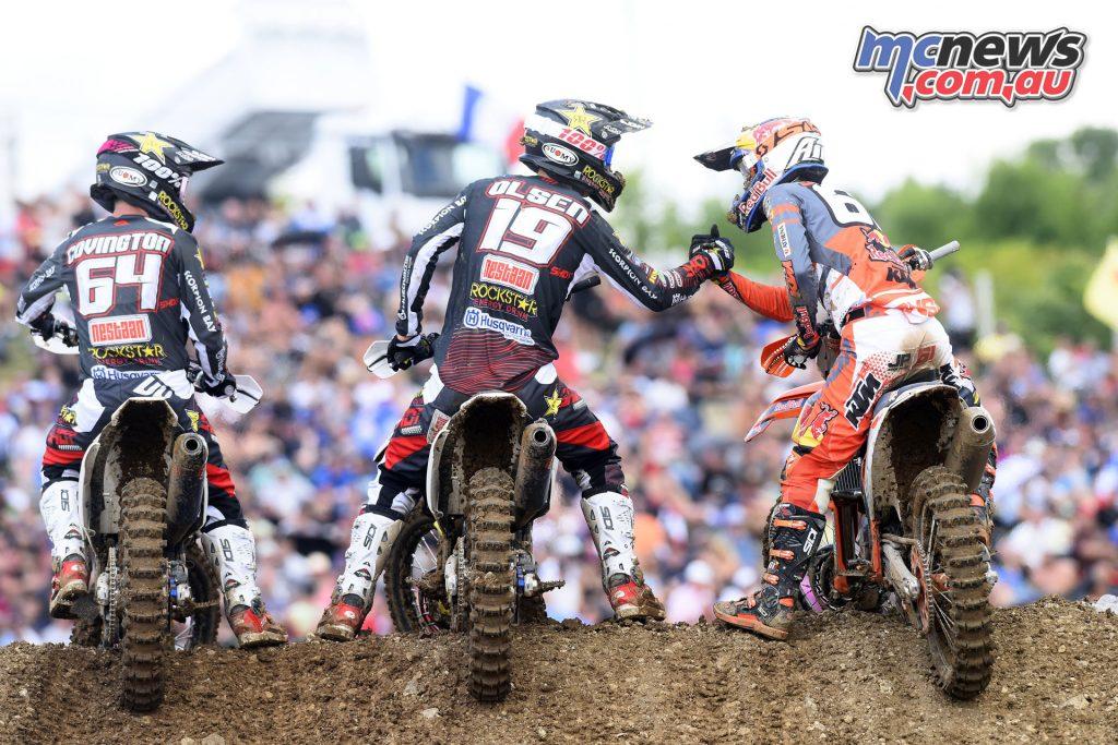 MXGP of France 2018 - Jorge Prado
