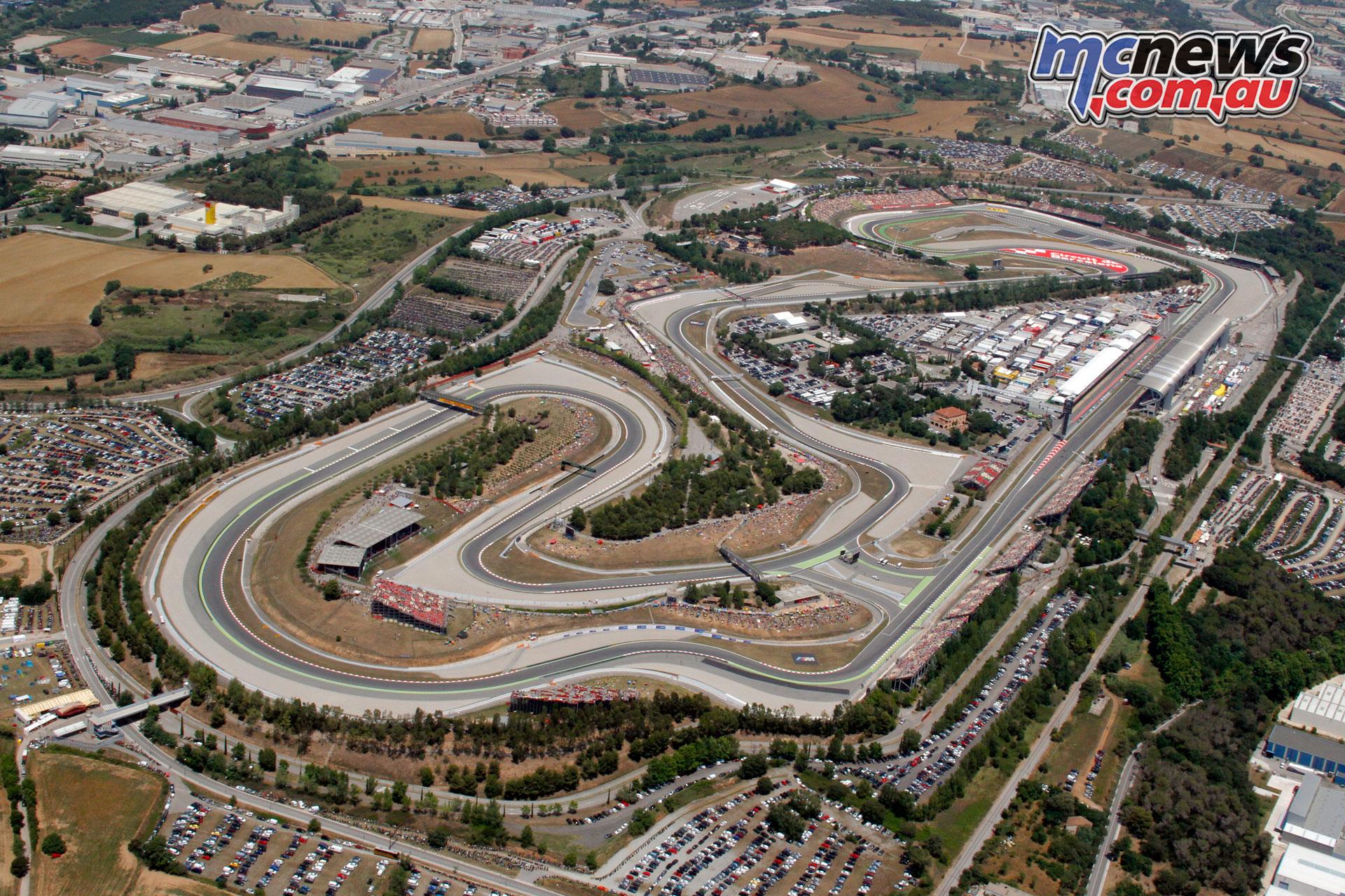 Motogp Heads To Circuit De Barcelona Catalunya Mcnews Com Au