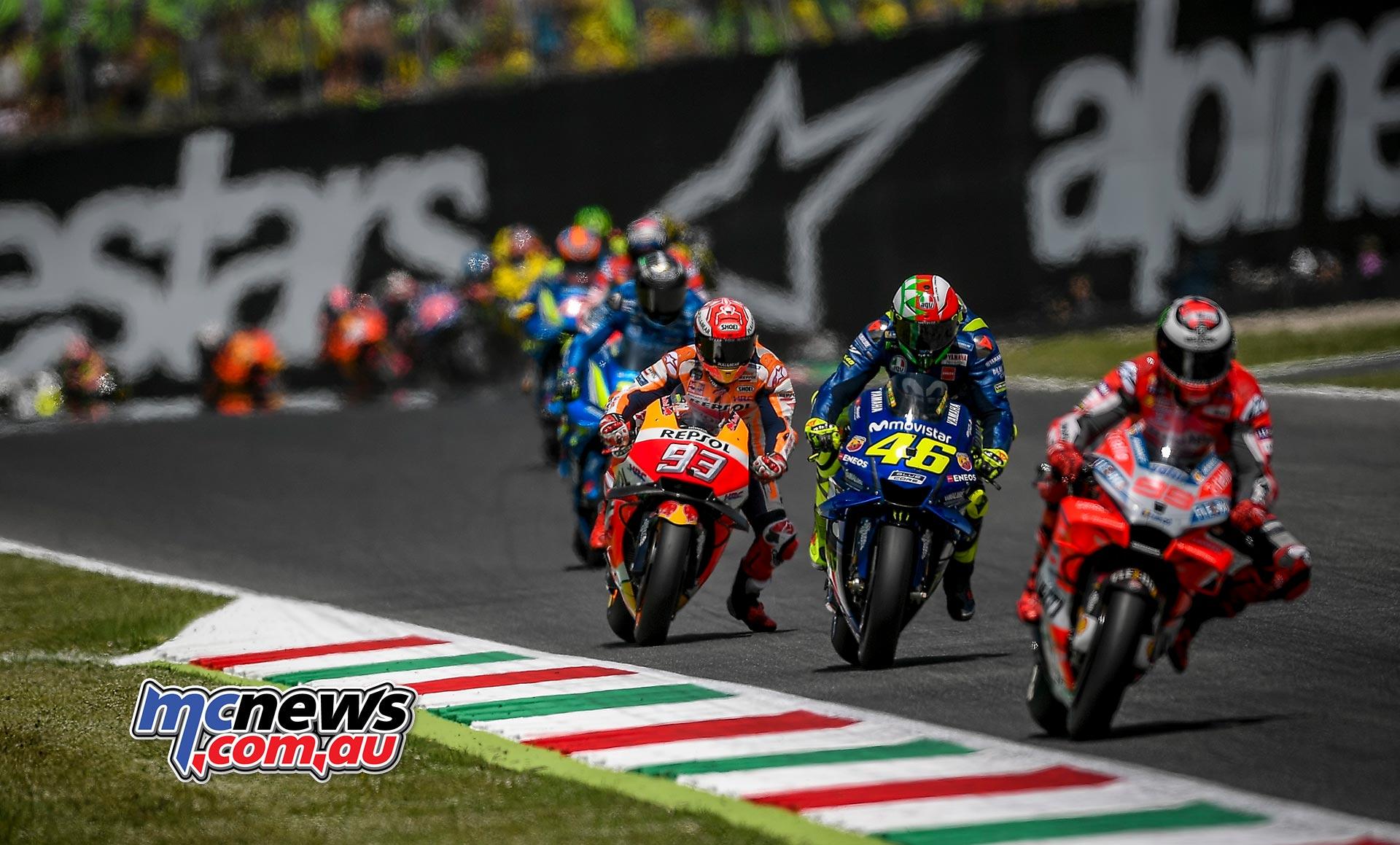 MotoGP heads to Circuit de Barcelona-Catalunya | MCNews.com.au