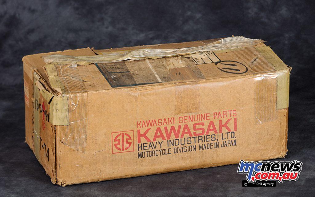 PA Kawasaki HR