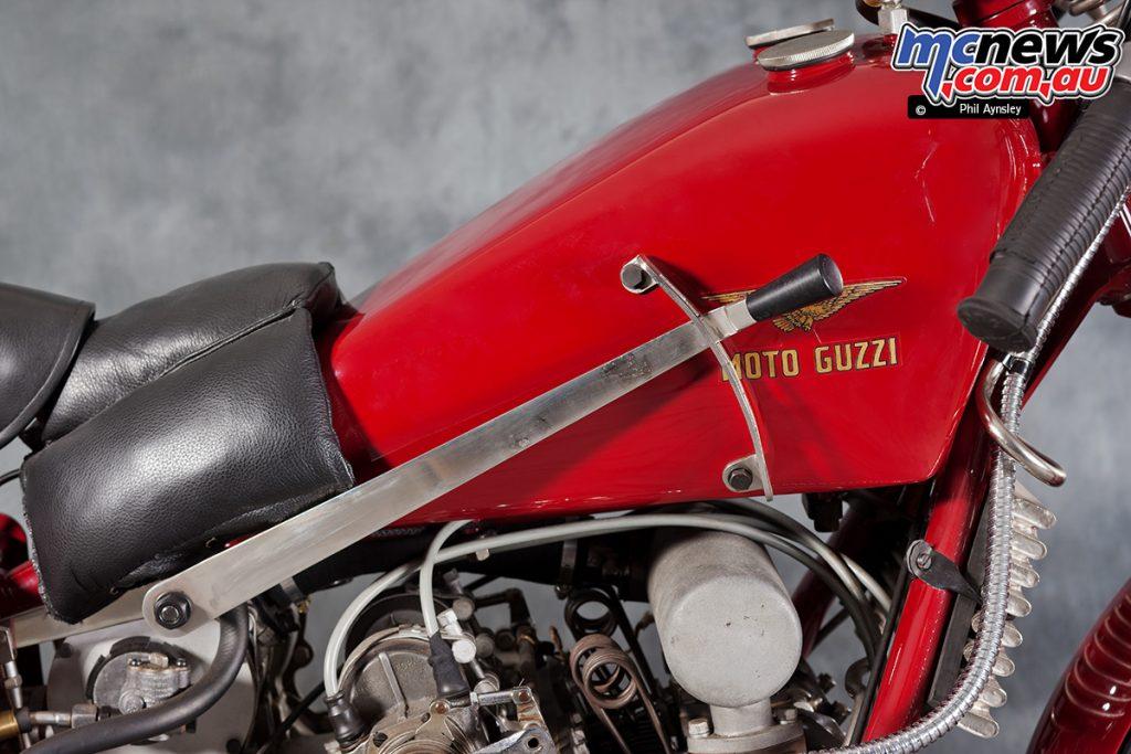 PA Moto Guzzi cozette supercharger