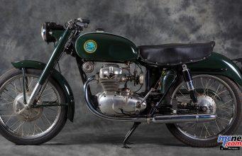 The Moto Comet 175