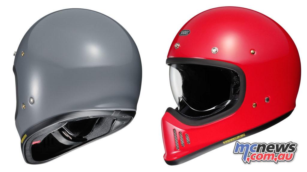 Shoei's Ex-Zero Helmet arriving July from $599.90 RRP