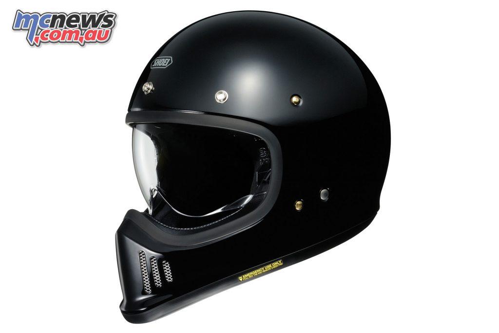 Shoei Ex-Zero Helmet - Black