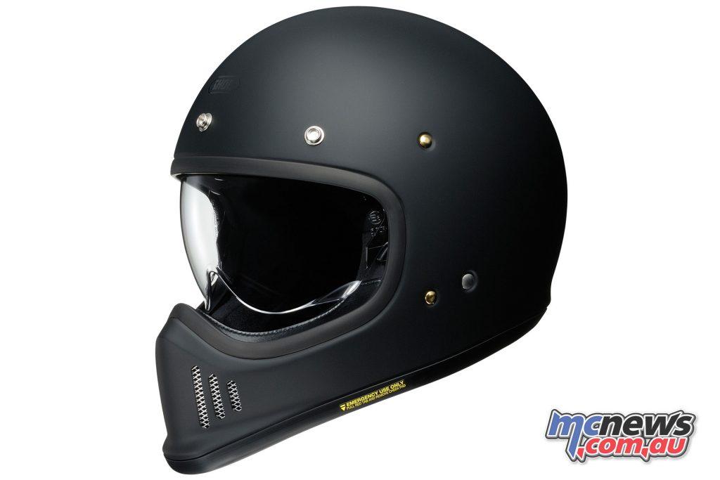 Shoei Ex-Zero Helmet - Matt Black