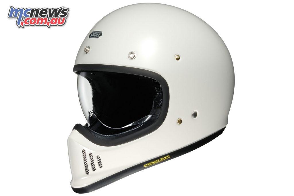 Shoei Ex-Zero Helmet - Off