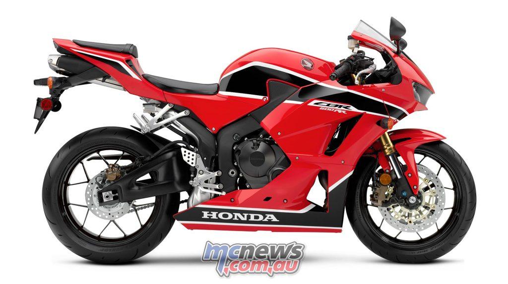 Honda CBRRR Overseas