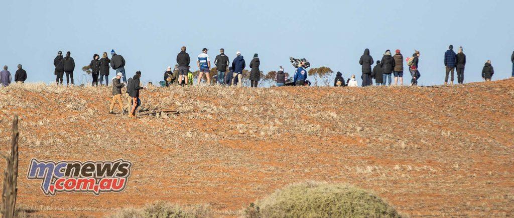 Hattah Desert Crowd