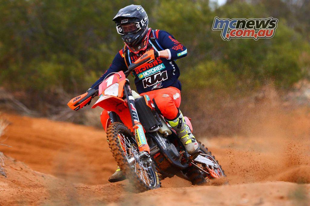 Hattah Desert Race Daniel Milner