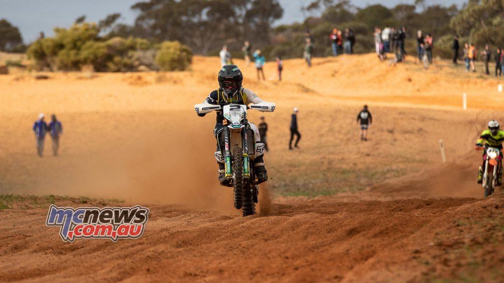 Hattah Desert Race Daniel Sanders
