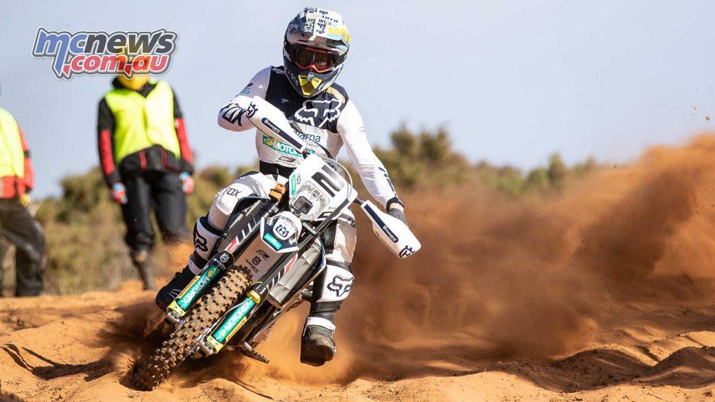 Hattah Desert Race Daniel Sanders FE