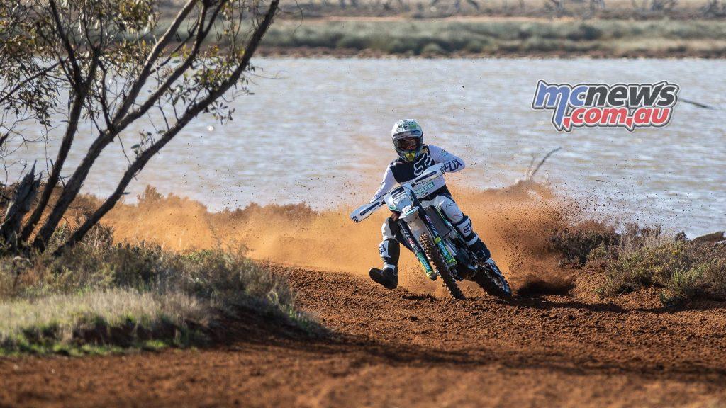 Hattah Desert Race Prologue Daniel Sanders