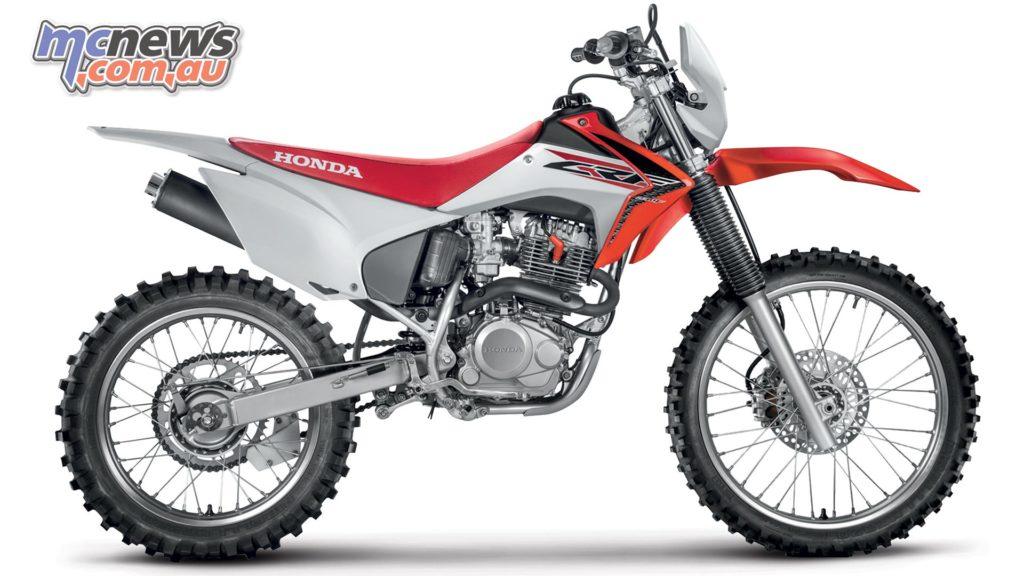 Honda CRFF