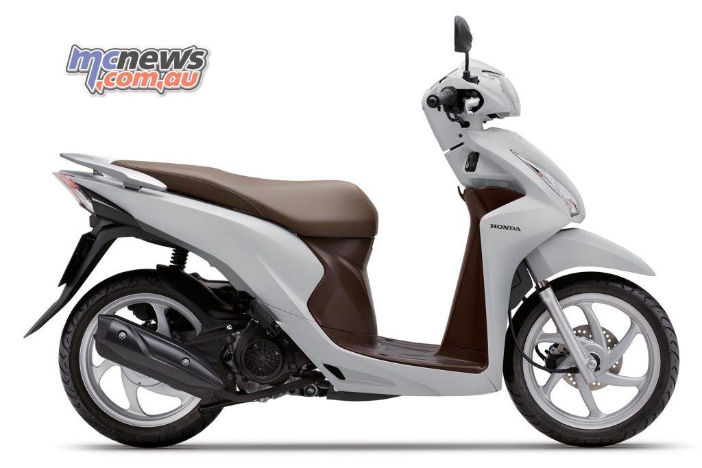 Honda NSC Dio