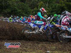 MX Nationals Rnd Conondale MXD Race Start ImageByScottya