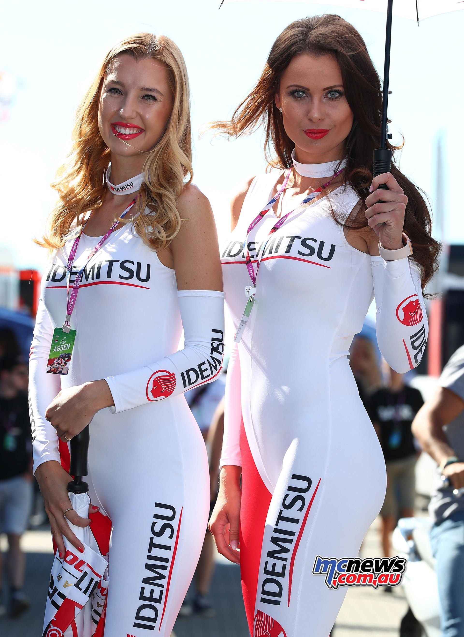 2018 Assen MotoGP | Grid Girls Gallery | MCNews.com.au
