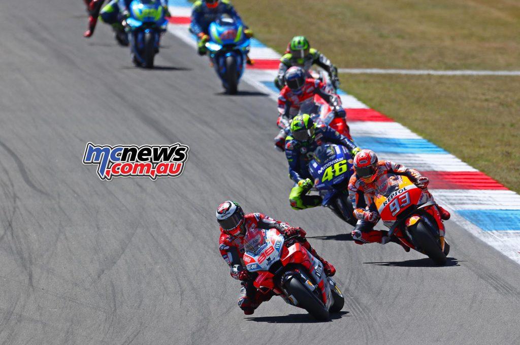 MotoGP Assen Lorenzo GP AN