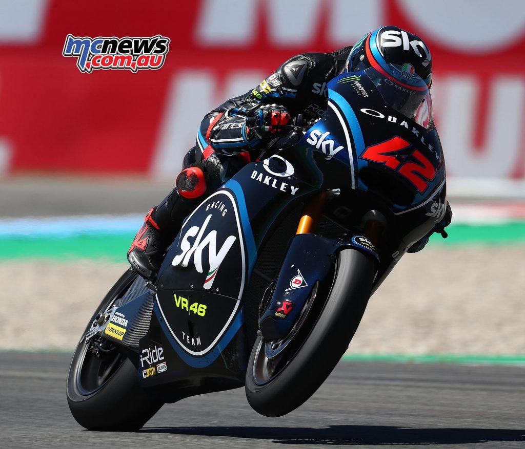 MotoGP Assen Moto Bagnaia GP AN