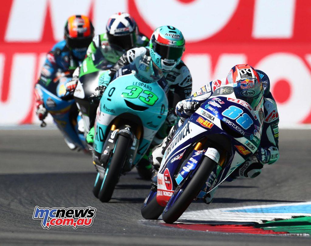 MotoGP Assen Moto Martin GP AN