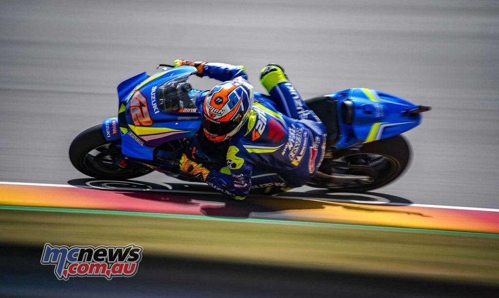 MotoGP Sachsenring Alex Rins