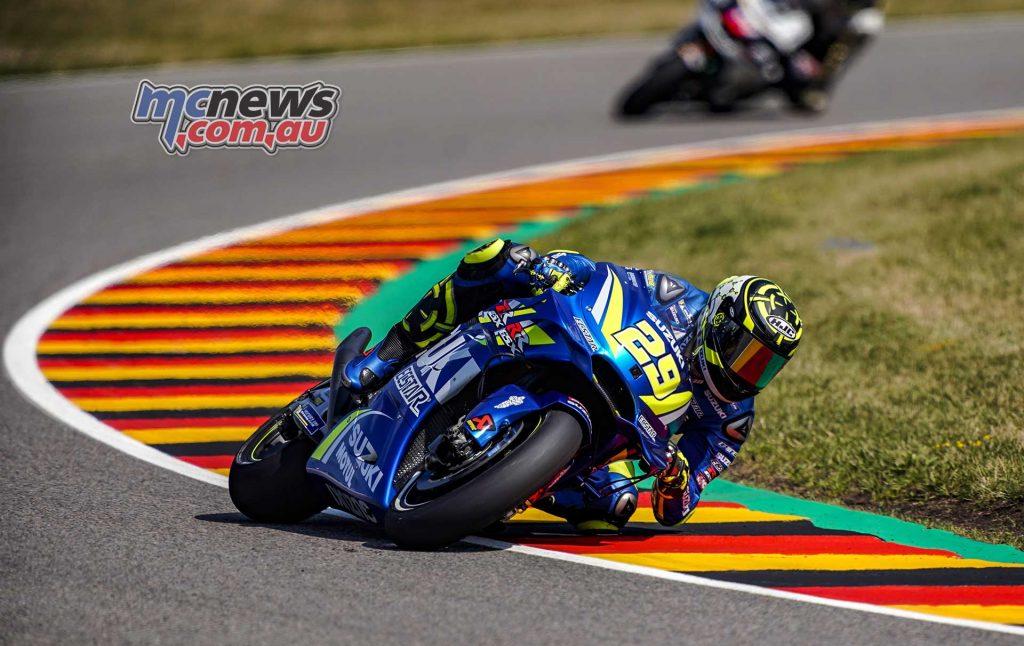 MotoGP Sachsenring Andrea Iannone