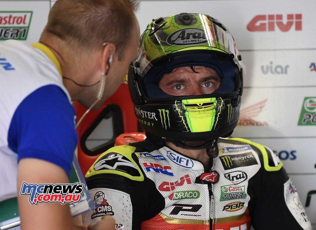 MotoGP Sachsenring Cal Crutchlow