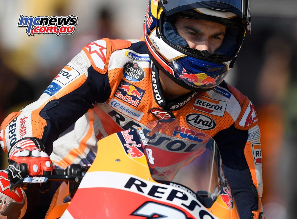 MotoGP Sachsenring Dani Pedrosa