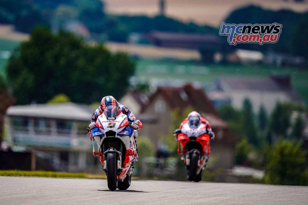 MotoGP Sachsenring Danilo Petrucci