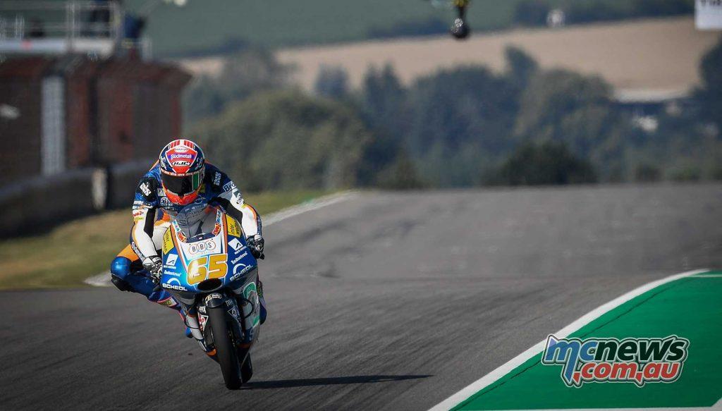 MotoGP Sachsenring Moto Philipp Oettl