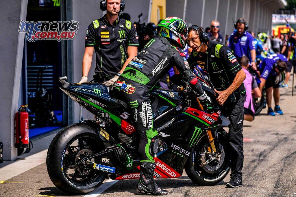 MotoGP Sachsenring Zarco