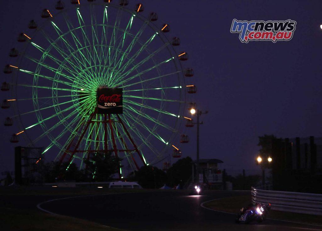 Suzuka Hour Honda FerrisWheel