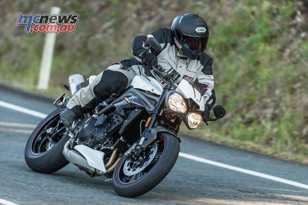 Triumph Speed Triple RS Trev
