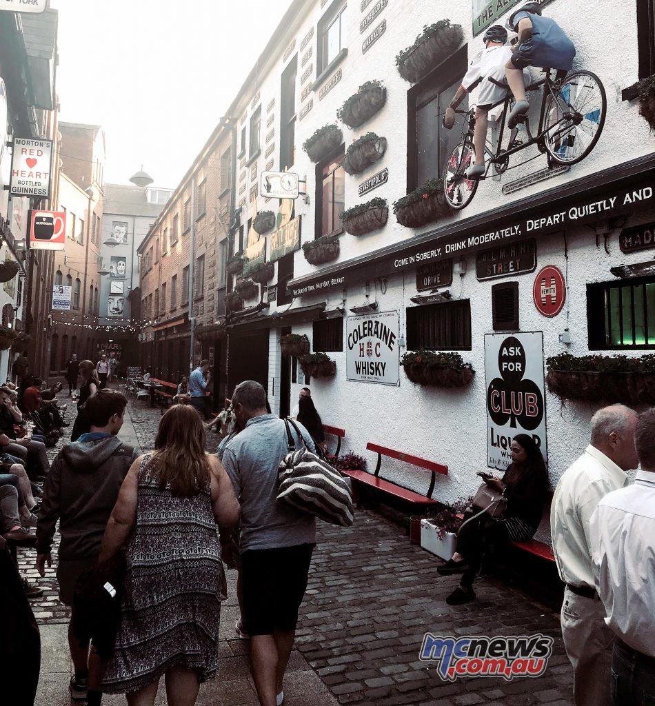 UK Trip Belfast
