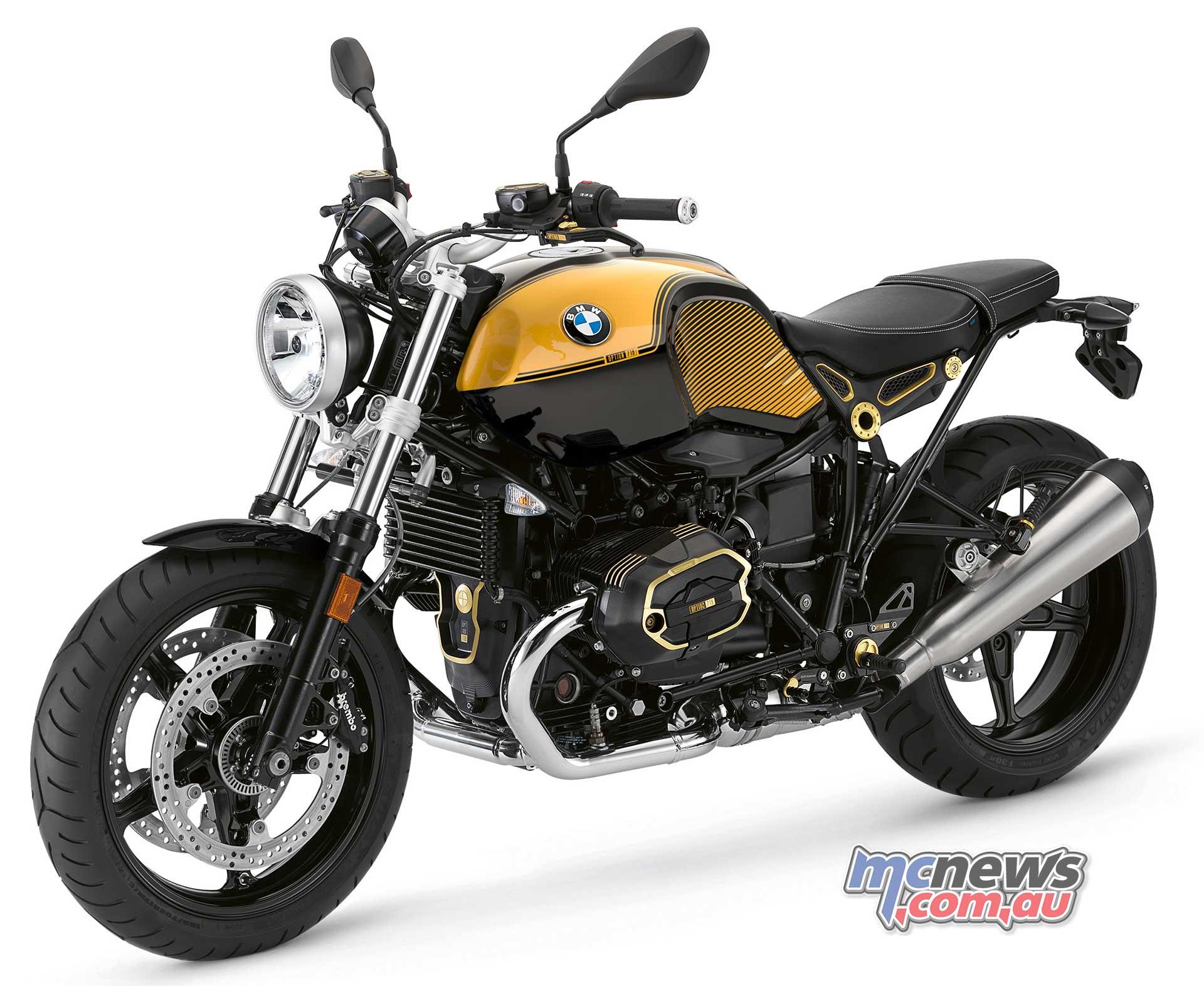 Bmw Nine T Pure >> 2019 BMW R nineT model line-up and changes | MCNews.com.au