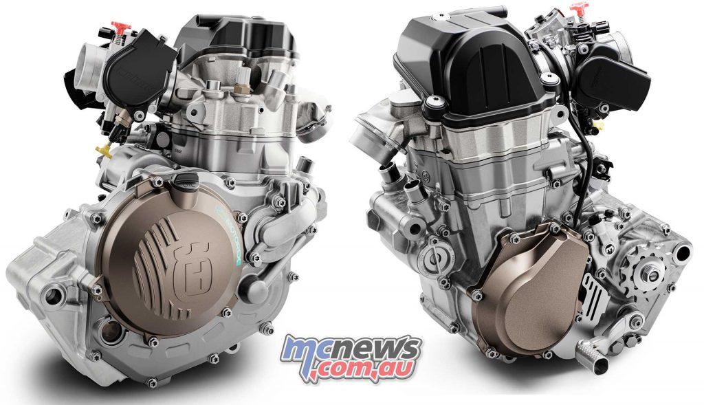 Husqvarna FS Engine