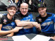 WSBK Yamaha Team VanDerMark Lowes