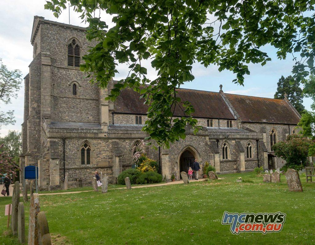 Chinnor Church