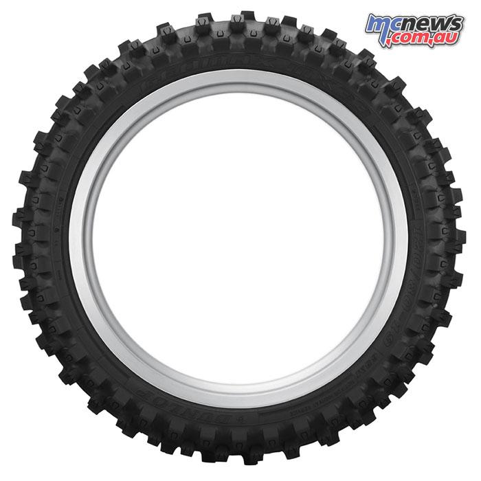 Dunlop Geomax Rear PROF MX