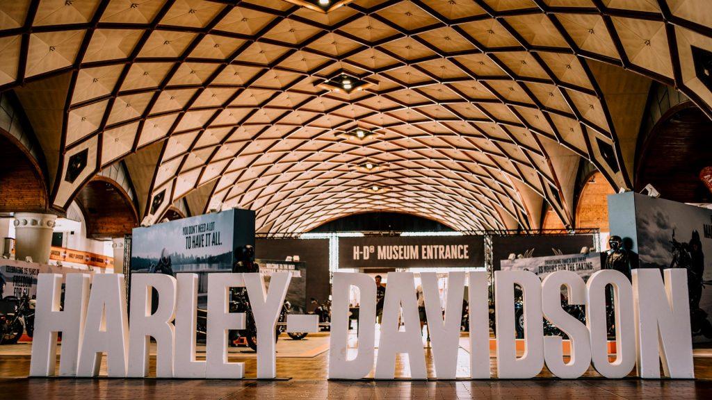 Harley Davidson Anniversary Prague
