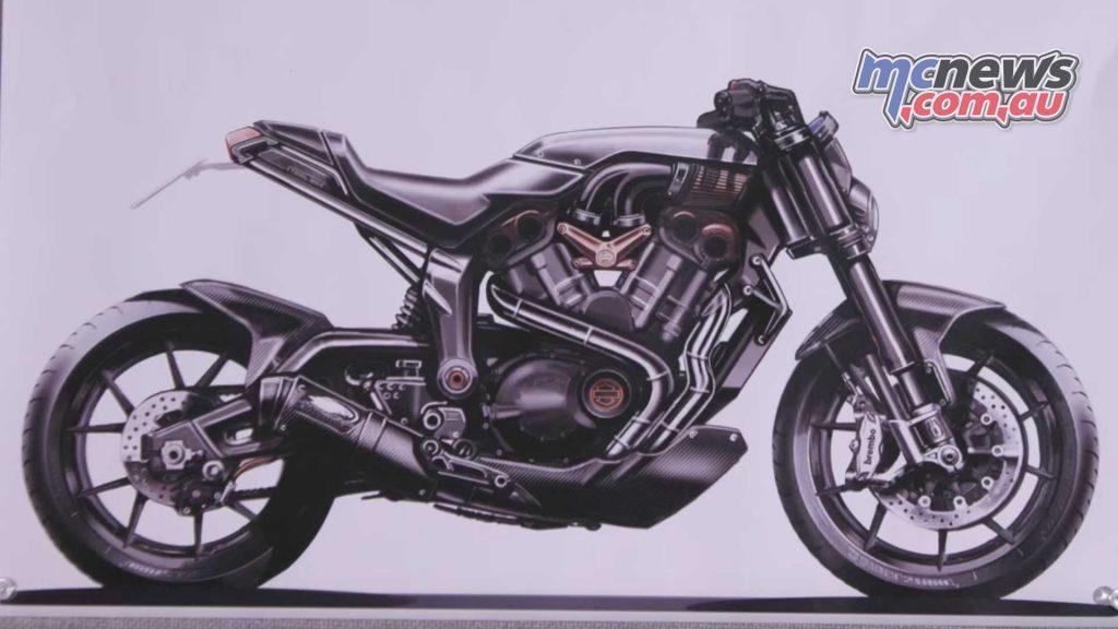 Harley Davidson Streetfighter
