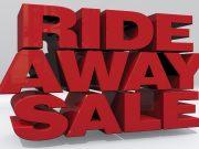 Honda Ride Away Sale