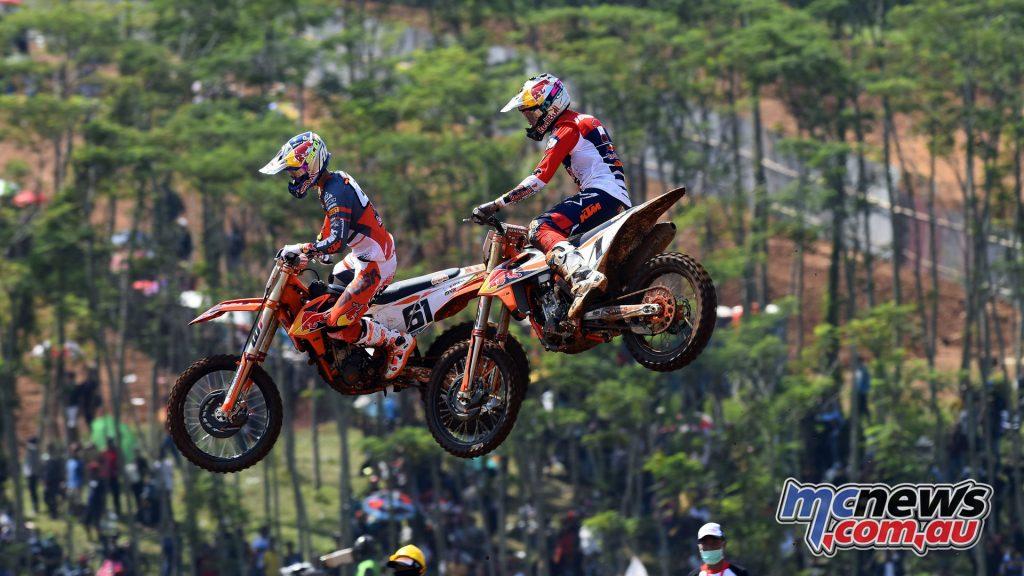 MXGP Indonesia MX Prado Jonass