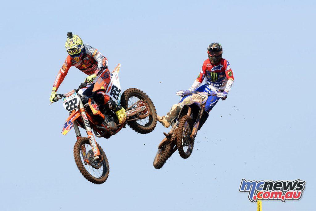 MXGP Indonesia Antonio Cairoli Romain Febvre