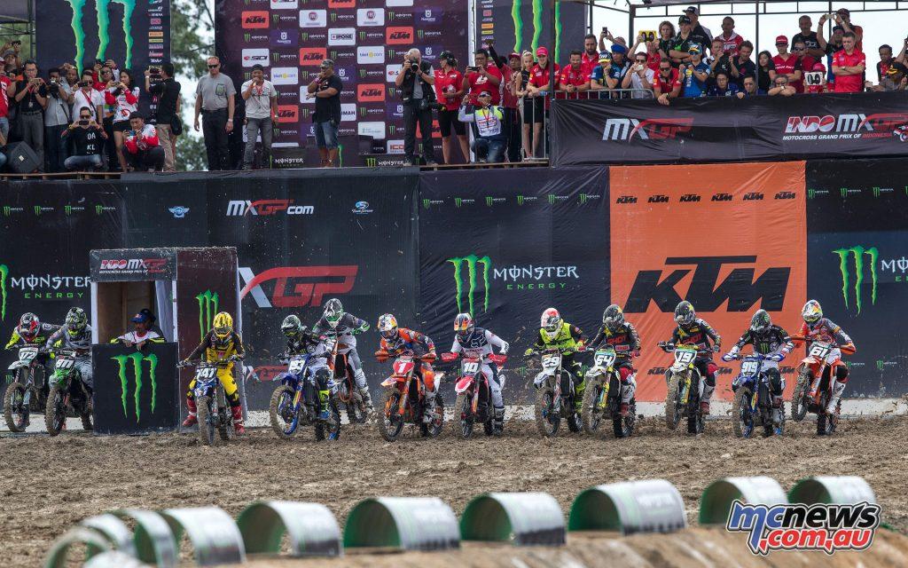 MXGP Rnd Indonesia MX Start RA