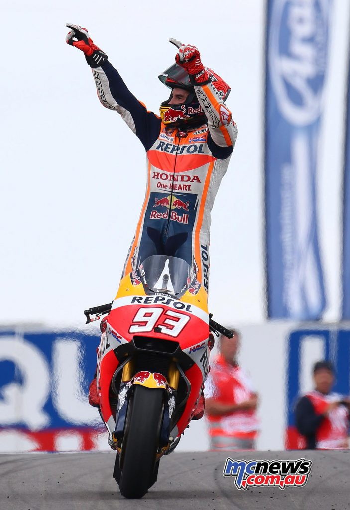 MotoGP Rnd Sachsenring Marquez GP AN