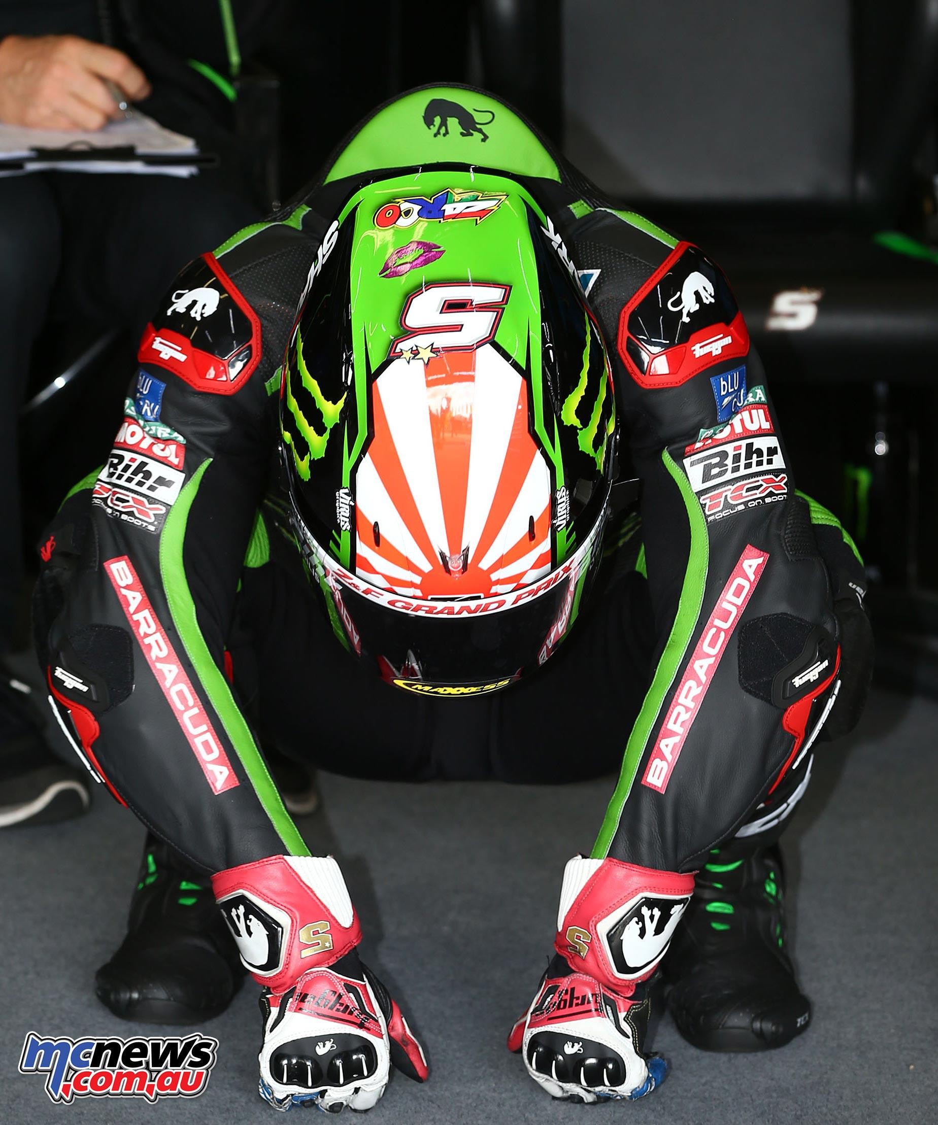 MotoGP Rnd Sachsenring Zarco GP AN