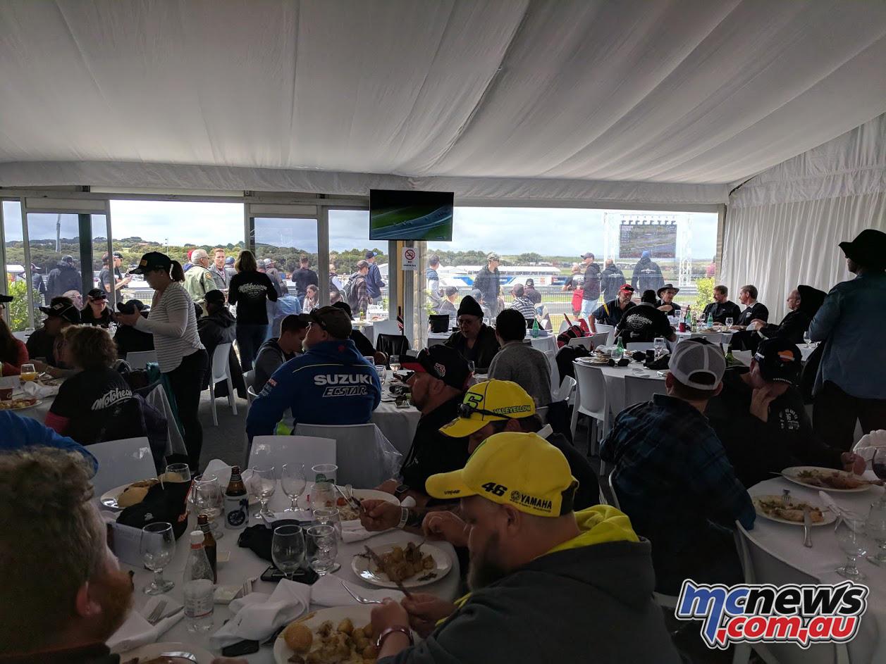 MotoHeaven P.I. MotoGP VIP Hospitality package | MCNews.com.au