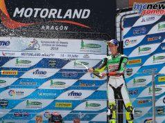 RFME Spanish Speed Championship Rnd Aragon Mike Jones A