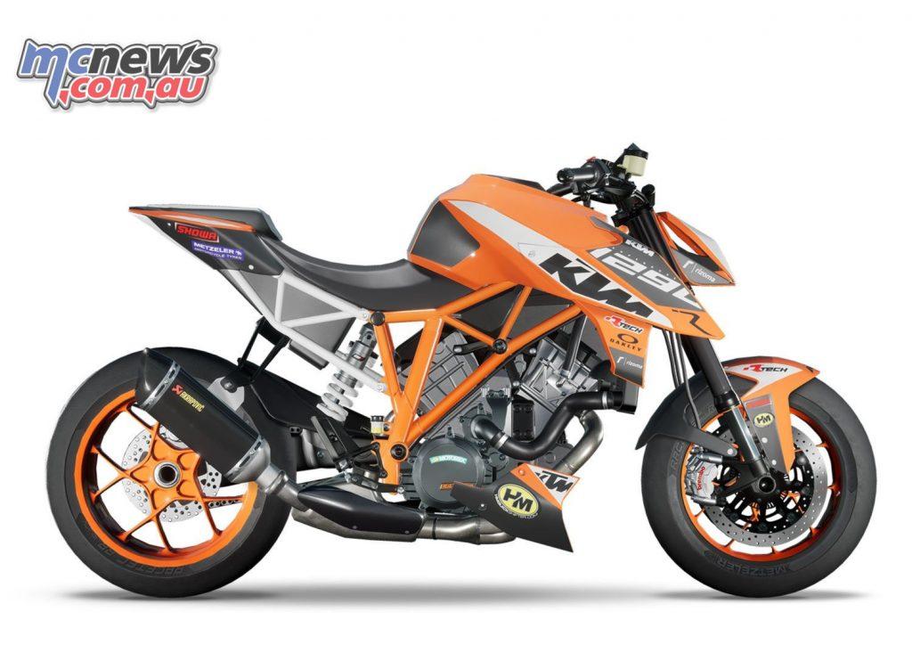 KTM Duke 1290 Ride 3
